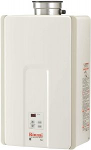 Rinnai V65IN Tankless Water Heater, Large, V65iN-Natural Gas