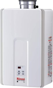 Rinnai V75iP Tankless Hot Water Heater