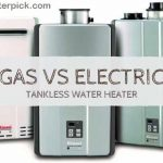 Tankless water heater electric vs gas (which one is Best)